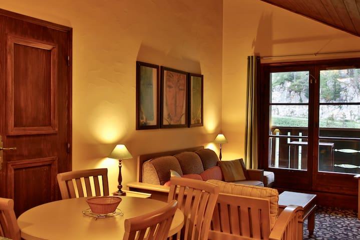 Appartement 4 personnes- ARC 1950 -Résidence *****