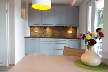 Natur-und stadtnahes Apartment - Maintal - Wohnung