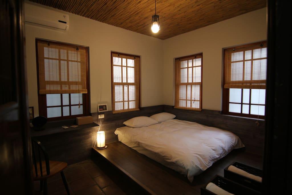 日式雙人房