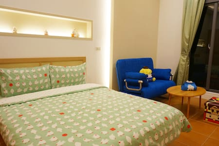 《Winter sale》【Love & Share Hosue】Double room - Hualien City