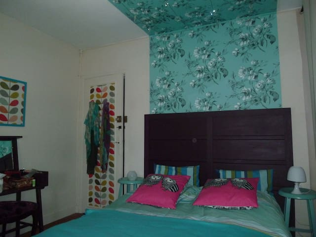 CITY BREAK  confortable bedroom    - Toulouse - Bed & Breakfast