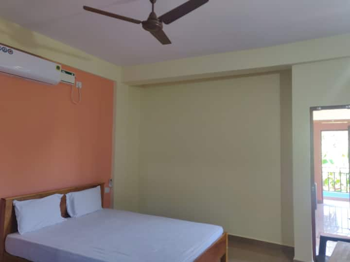 New Double Room with AC