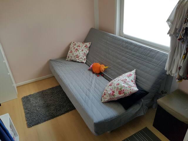 gemütliches Gästezimmer in ruhiger Lage - Lüneburg - Appartamento