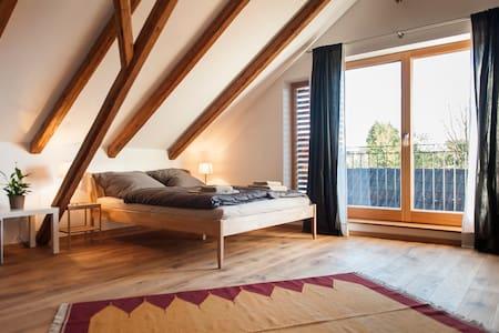 Ferientenne 130m² mit eigener Sauna - Dießen am Ammersee - Daire