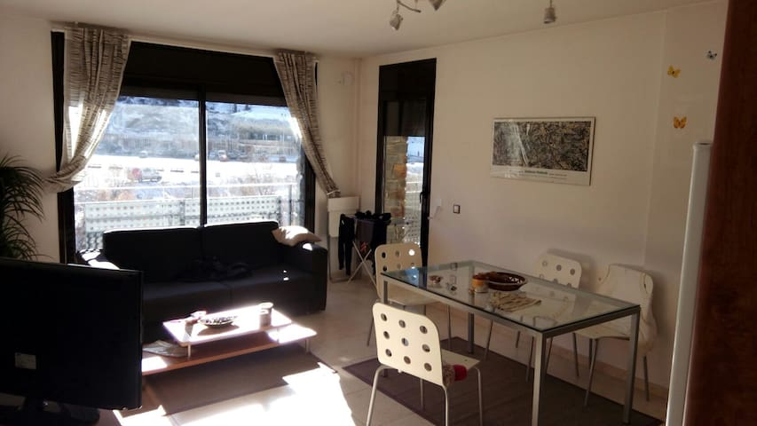 Pie de pistas! Inmejorable! - Urb. Gransol - Apartament