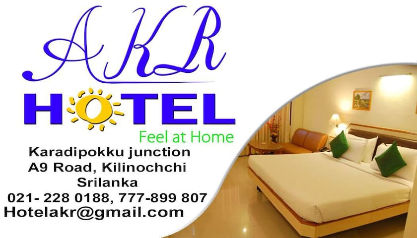 Luxury A/C & Non A/C Room HOTEL
