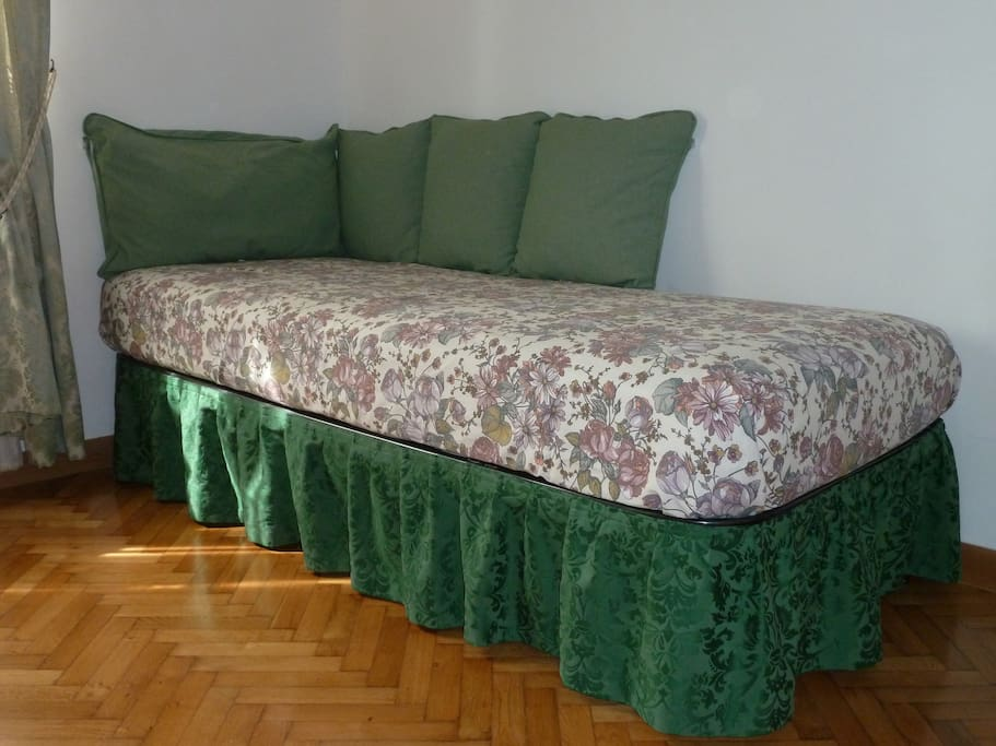 Il letto sommier