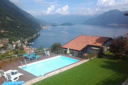 Villa with amazing lake view - Argegno