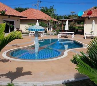 Pattaya - Mabprachan Resort & Pool - Chalet