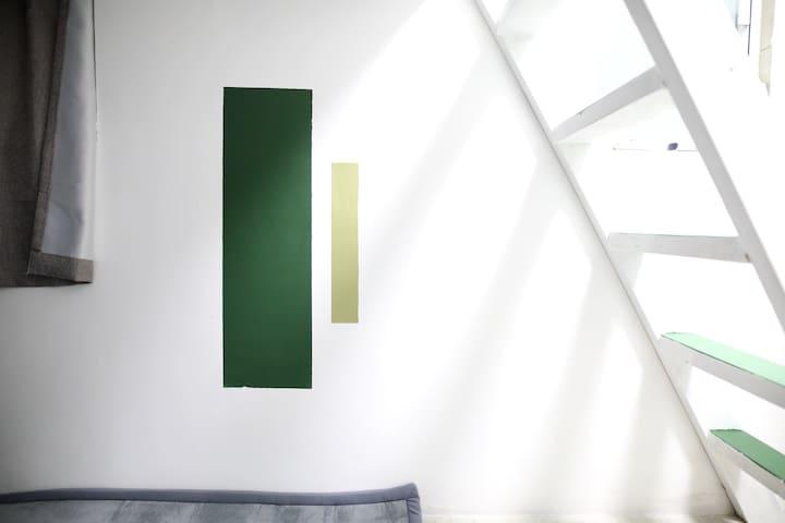 The Green Room Mong Kok