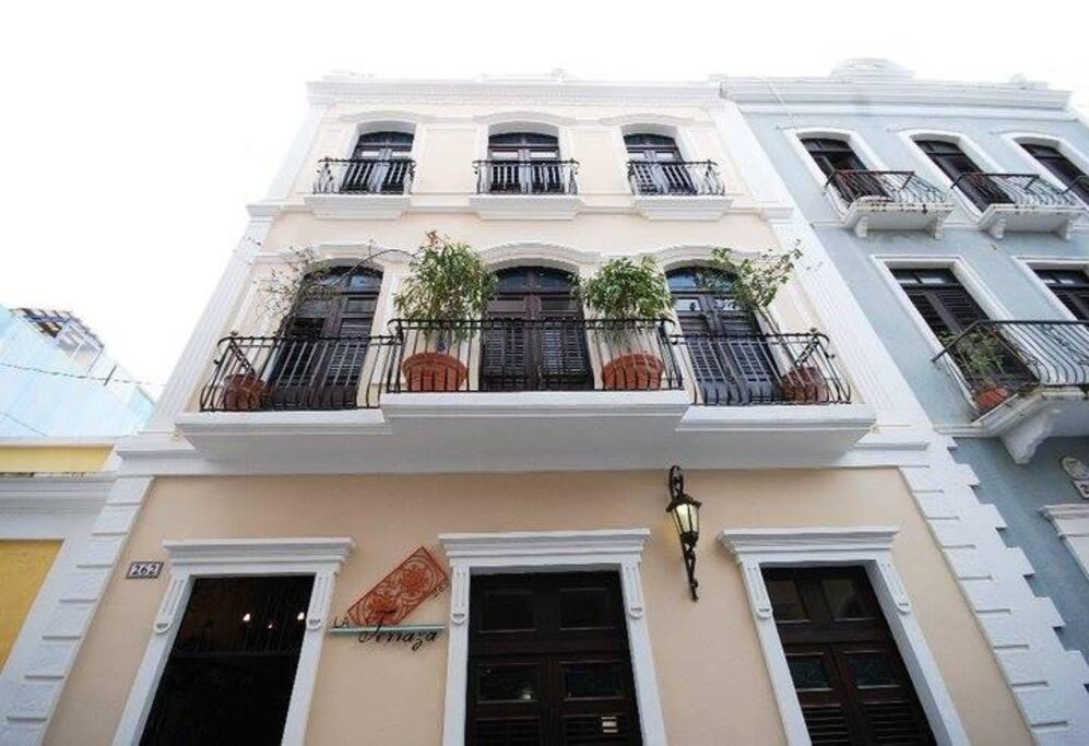 Balcony Suite Room Apartments For Rent In San Juan San Juan Puerto Rico