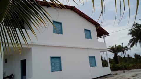House/Full first floor apartment at Maraú