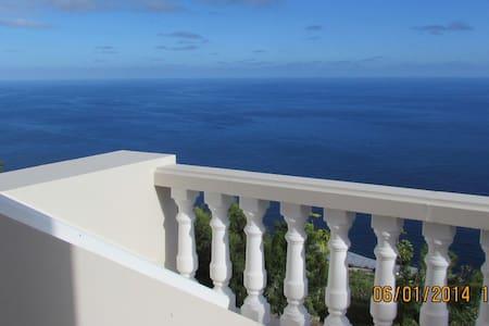 Luxurious house overlooking ocean - Puntallana