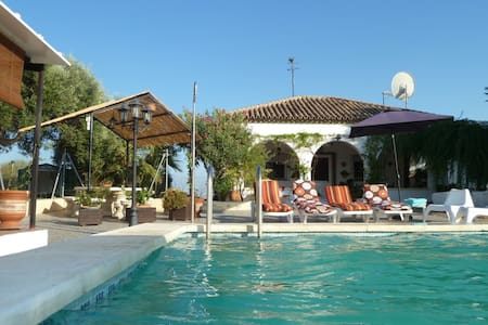Villa near Seville, Andalusia - La Puebla de Cazalla - 別荘