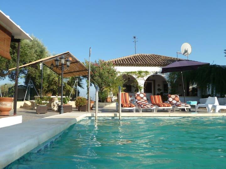 Villa near Seville, Andalusia