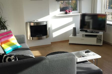 Centrally located large apartment - Echt - Apartemen