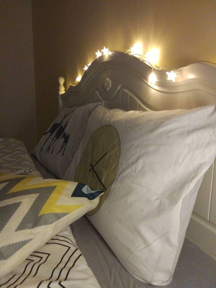 榆次田森汇大学城公寓,独立私密空间,温馨家园