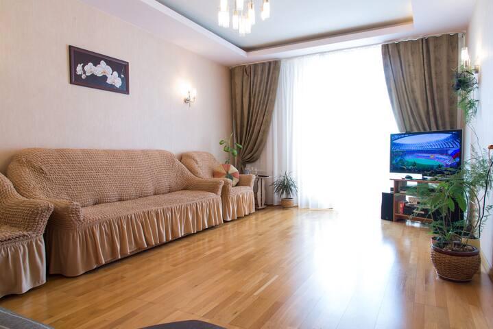 4 guests /2 rooms