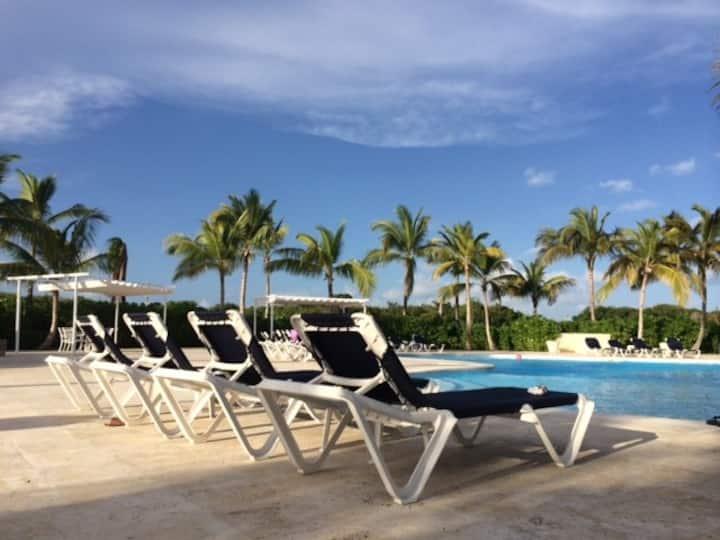 Punta Cana Resort relaxing condo