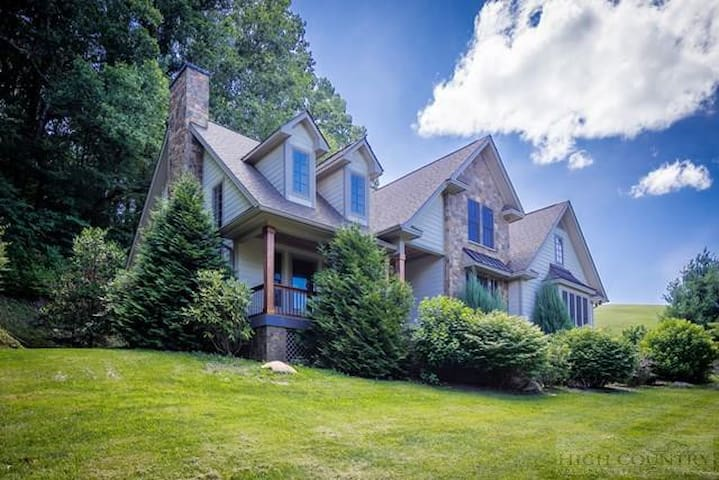 Pisgah National Forest Gated Community - Newland - Haus