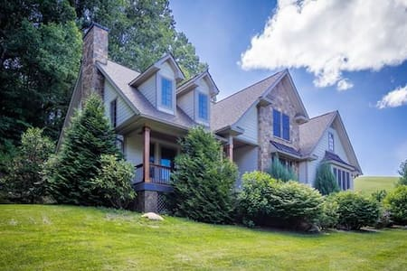 Pisgah National Forest Gated Community - Newland - 独立屋
