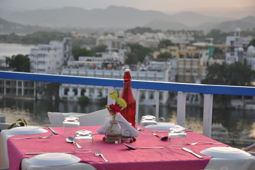 Rooftop Restaurant.