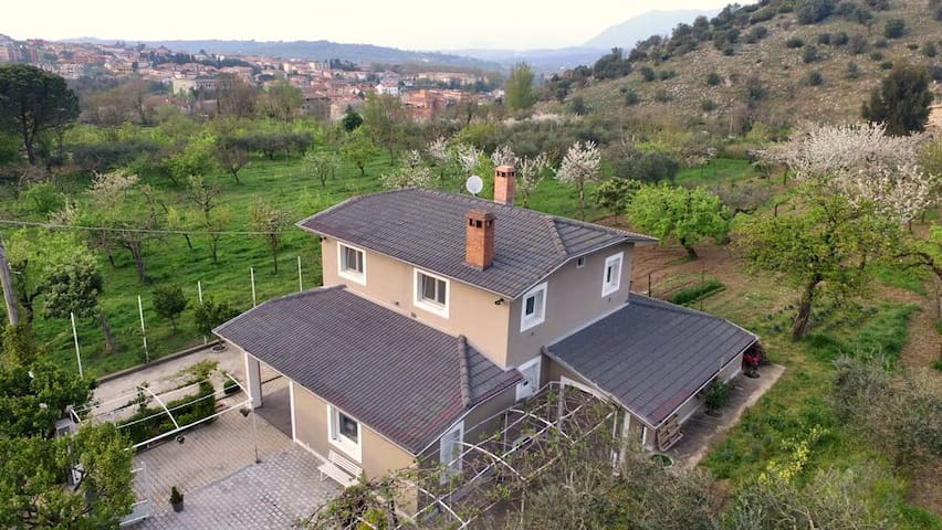 Ginger House - Cottage of charme - Sant'Agata Dé Goti - Hus
