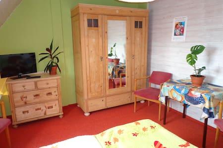 Zimmer Nr. 2, Schlachthofstr. - Ilmenau - Huis