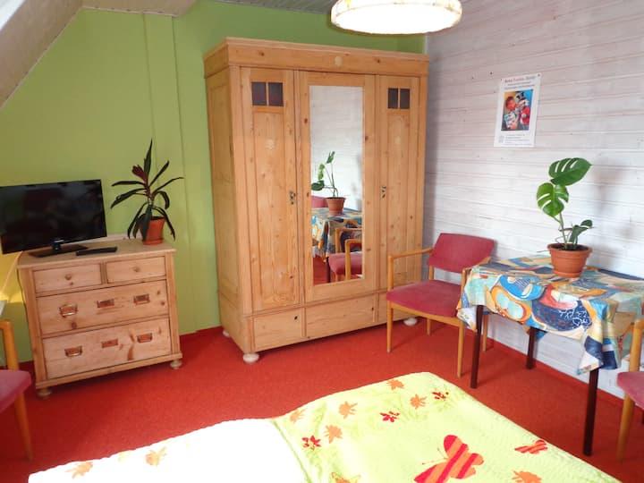 Zimmer Nr. 2, Schlachthofstr.