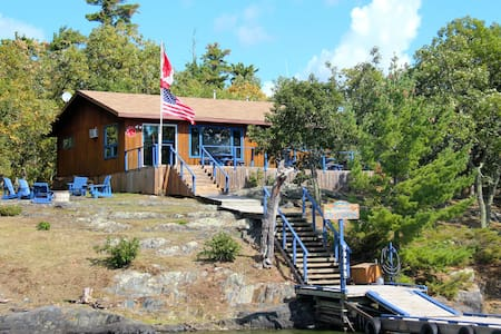 French Portage Outpost Cabin- Wiley Point Lodge