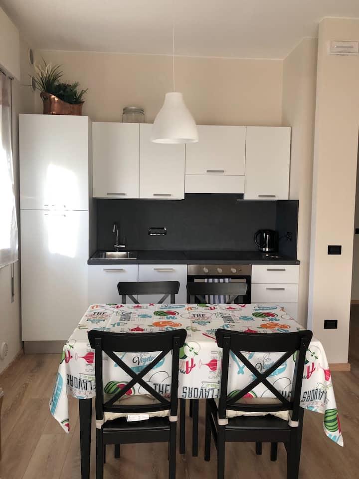 Appartamento Abano Terme Villa Bassi