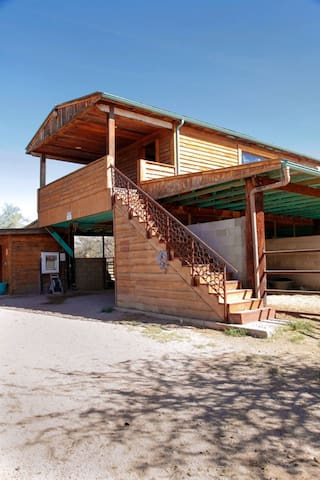 2nd Story Guesthouse with Views - Tucson - Daire