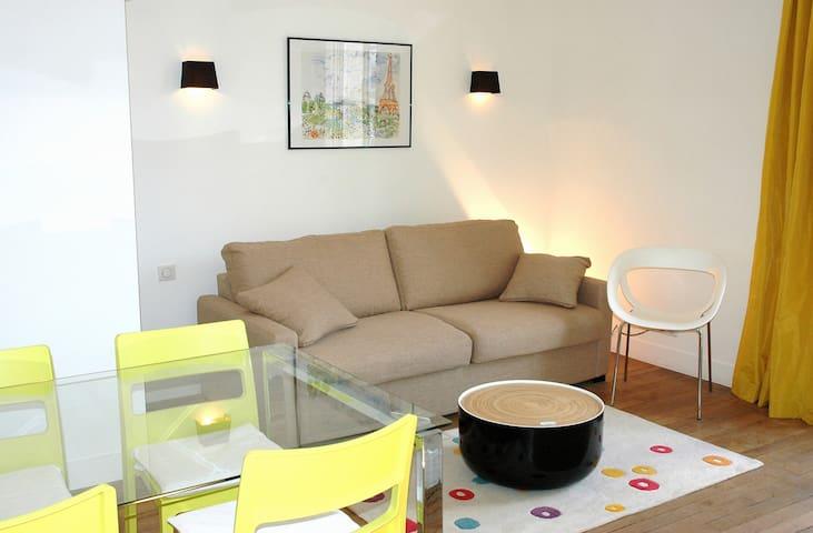 Bel appart 3 pièces au sud de Paris - Issy-les-Moulineaux - Apartment