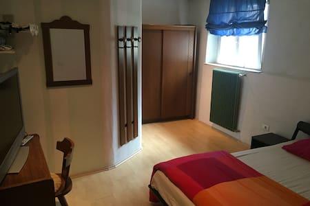 Einfach und sauber - Apartment