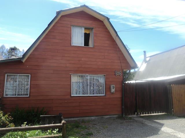 Triple room, shared bathroom - Villarrica - Aamiaismajoitus