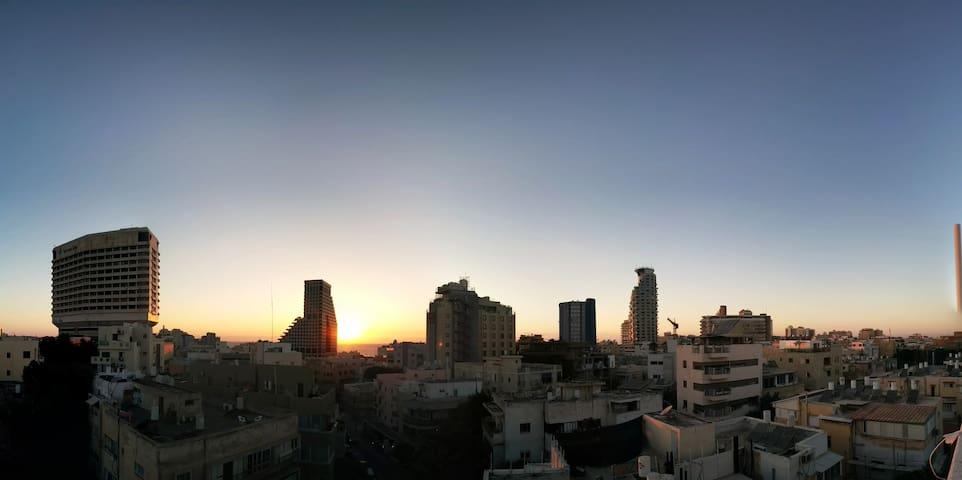 Rooftop Studio ocean view - Tel Aviv-Yafo - Loft