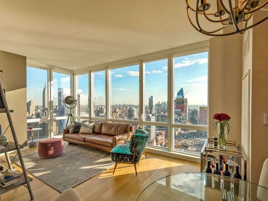 Luxury Midtown 2 Bedroom 2 Bath With Epic Views