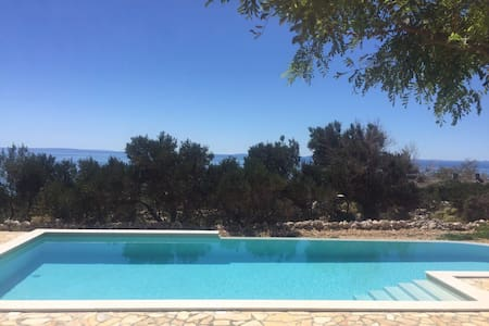 Villa Mojsije - Five Bedroom  with Swimming Pool - Novalja