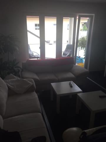 Zimmer nahe München ! - Maisach - Huoneisto