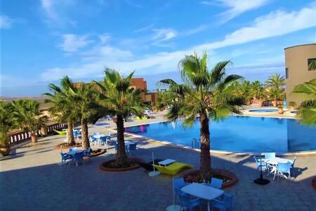 Villa de Charme au club evasion  Sidi boulfdail