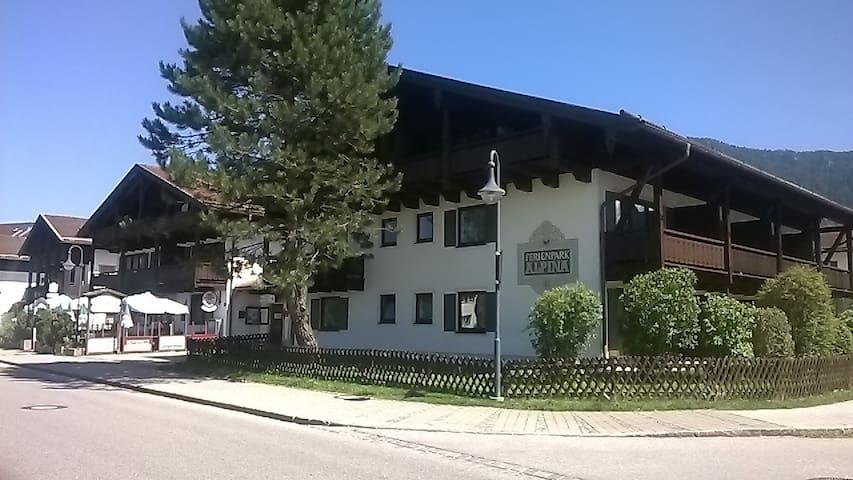 Alpina Inzell 223 Chiemgau-Karte