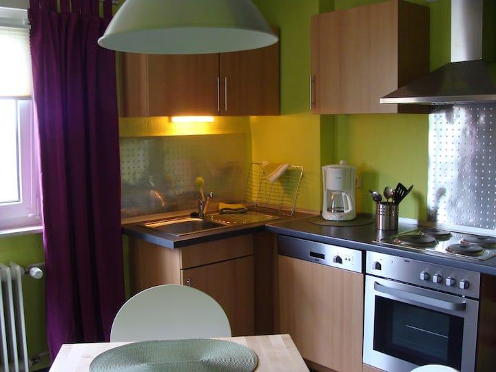 Blackforest Ferienwohnung, (St. Georgen), Maisonette-Ferienwohnung, 75qm, 2 Schlafzimmer, max. 4 Personen