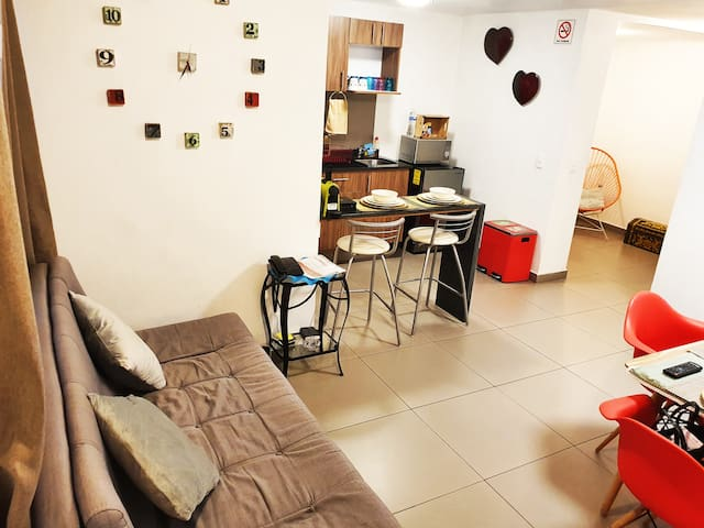 Confortable 2 bedrooms apartment