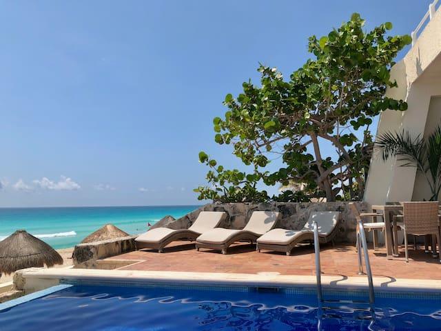Eight Bedroom Beach House