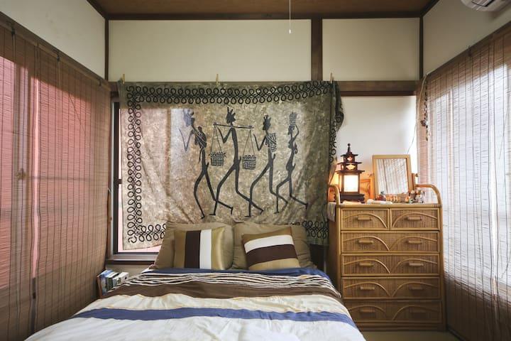 Japanese cosy house, easy access in Tokyo - Kita-ku - Maison