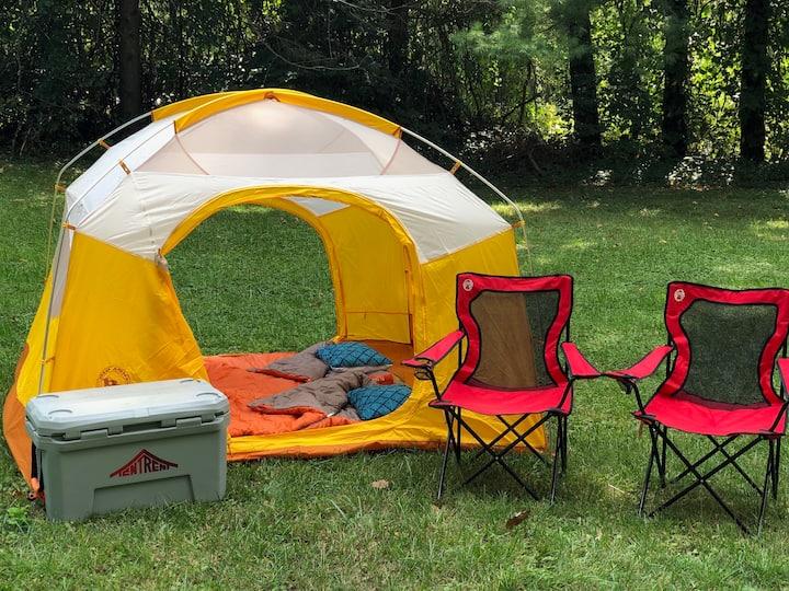 Tent Rent Asheville (Complete Outdoor Gear Rental)