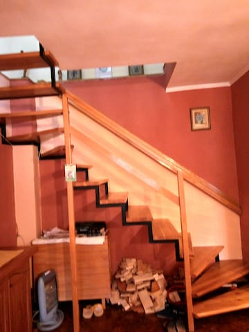 Duplex with superb view, excellent location - Sinaia - Departamento