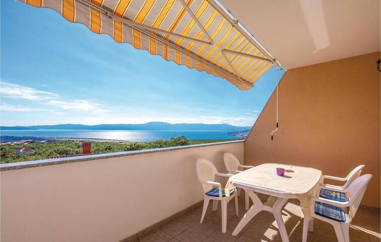 Holiday apartment with 1 bedroom on 41m² in Smrika