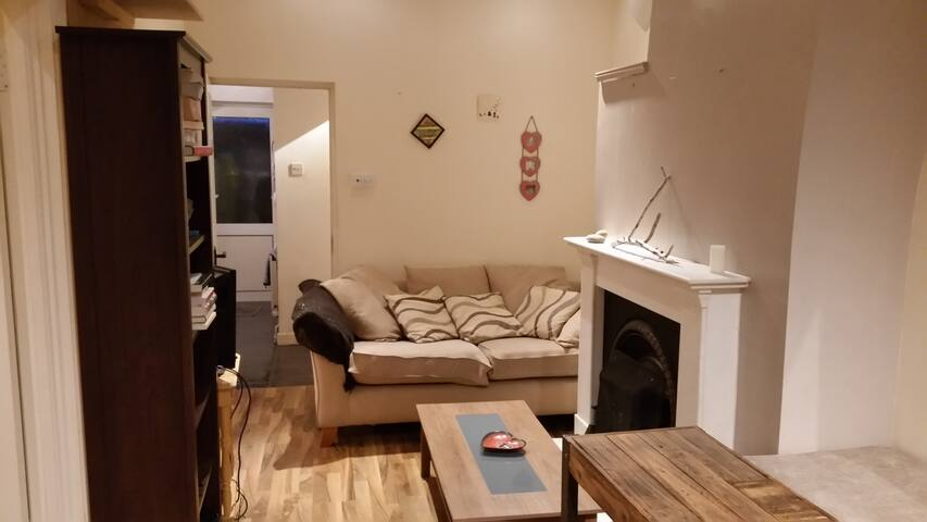 Cosy Cottage by the Liffey - Ringsend - Dom