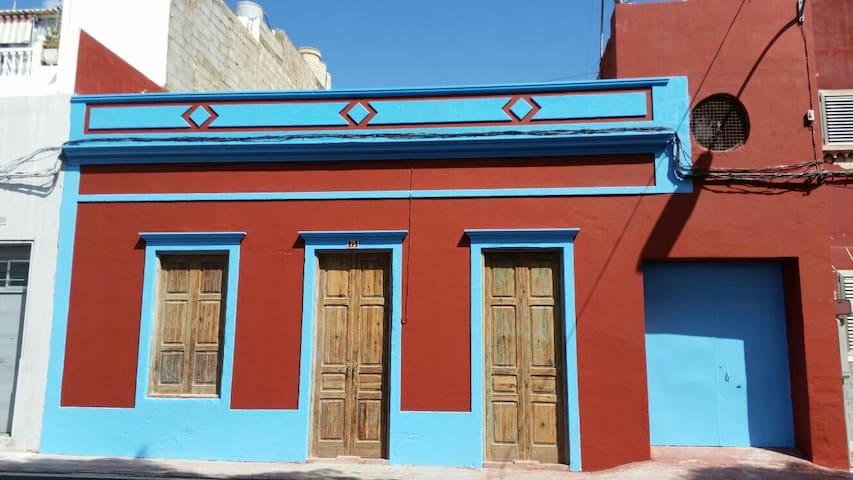 Un lugar acojedor donde descansar - Las Palmas de Gran Canaria - Huis